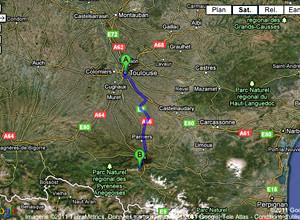 Site - <strong>PRAT D'ALBIS</strong> (Foix 09)