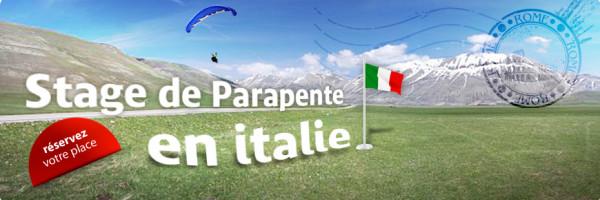 Stage thermique Castelluccio (Italie) septembre 2018