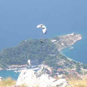 Stage parapente en Croatie du 04/07 au 10/07/2020