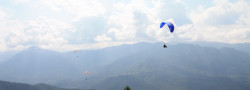 Stage de parapente en Corse 
