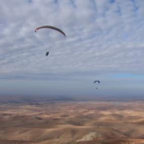 stage parapente au Maroc du 13 Février au 21 février 2021