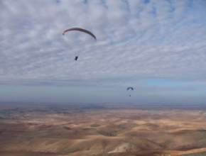 stage parapente au maroc de dcembre 2013 et Janvier 2014