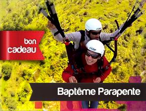 Baptême Parapente découverte 10/20 min. Toulouse / Foix - Ariège